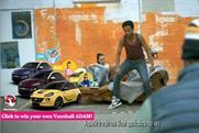 "Vauxhall: ""Adam"" ad for women"