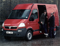 Movano: first van ad on TV in 12 years