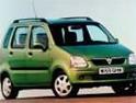 The Vauxhall Agila