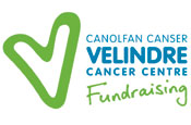 Velindre Cancer Care: logo by The Info Group