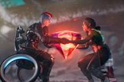 Two gamers find love in Virgin Media spot