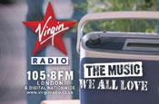 Virgin Radio changes ad formats