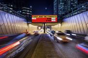 Virgin Trains: OOH campaign combines traffic and location data to calculate journey times