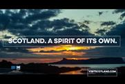 VisitScotland: 'Spirit of its own' first-ever global marketing campaign