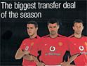 Vodafone: targeting Man Utd fans