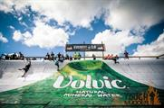 The Volvic Volcano is popping up at all seven Tough Mudder events over the summer/early autumn