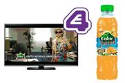 Volvic Juiced: launching summer campaign