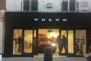 Volvo showcases new model at Dublin pop-up