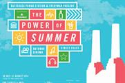 Films and food to feature at Battersea Power Station this summer
