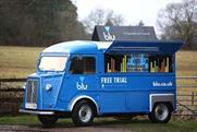 Blu UK's mobile vape bar to tour the UK until end of March