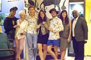 Guests enjoying the launch of Boteco Brasil Soho