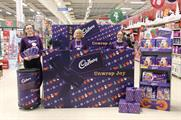 Cadbury to promote Christmas campaign in Tesco stores nationwide