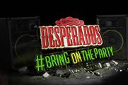 Jack Morton tasked with Desperados party activations