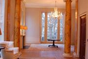 33 Fitzroy Square, where Diageo World Class House will be located (Pure Consult)