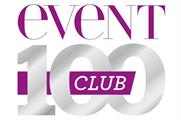 Event 100 Club 2017: Call for entries