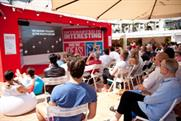 Google's Creative Sandbox at the Cannes Lions festival