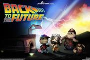 Little Big Planet: celebrate Back to the Future Day