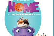 Dreamworks' latest animation Home to be promoted at Intu centres nationwide
