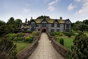 Speke Hall, a Tudor timber-framed manor house in Liverpool