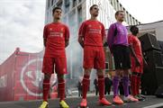 The Liverpool FC campaign for Warrior Football in April