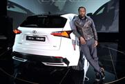 The Voice judge will.i.am at Lexus' latest event