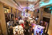 The London Christmas Party Show made its debut at Banking Hall