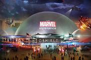 The Marvel Experience is currently on tour in the US
