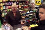 Magic Circle magician Richard Young surprises shoppers in PayPoint activation