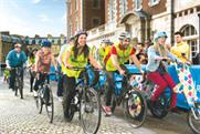 Sky and British Cycling say get on your bike in nationwide campaign