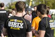 Rat Race participants could tackle up to 200 obstacles at this year's event