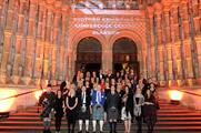 The SECC team at the Natural History Museum