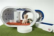 Samsung's Dream Doghouse prototype will be showcased at Crufts this week