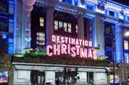 Selfridges focuses on storytelling for Christmas events