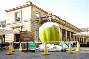 Vita Coco's giant coconut to tour the UK and Europe