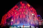 W London in Leicester Square to glow red on World Aids Day