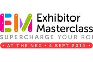 The inaugural masterclass will offer insights for exhibitors