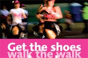 Walk the Walk: sponsored by New Balance