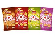 Walkers Pops: readies UK launch