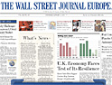 WSJ Europe: Kramer to head advertising