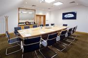 Wardroom Suite: £30,000 refurbishment