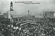 Wargaming to stage Trafalgar Square event