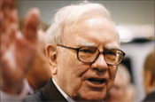 FT to serialise Warren Buffet biography