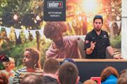 The Weber BBQ Academy will stop-off at Grillstock (grillstock.co.uk)