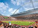 New Wembley: seeking sponsorship