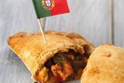 West Cornwall Pasty Co: celebrates Mourinho's return
