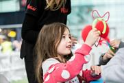 Save the Children and Westfield team up for upcycling event