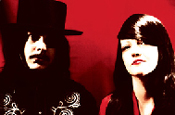 The White Stripes: headlining the event
