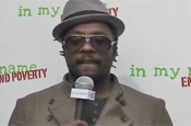 Will.i.am: in my name campaign