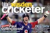 Wisden Cricketer: now under Sky control
