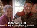 World Vision: Conley stars in DRTV campaign
